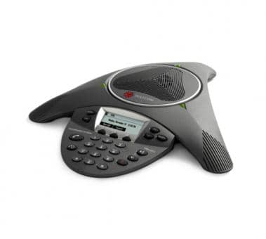 Polycom SoundStation IP 6000 mit Netzteil + 3 Jahre Service 2200-15660-122