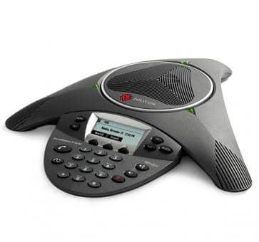 Polycom SoundStation IP 6000 PoE + 3 Jahre Service 2200-15600-001
