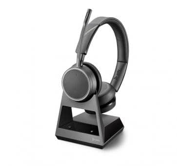 Poly Plantronics Voyager 4220 Office Headset Duo USB-A Bluetooth 212731-05