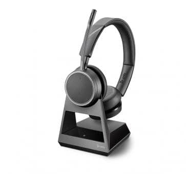 Poly Plantronics Voyager 4220 Office Headset Duo Phone Bluetooth 212721-05