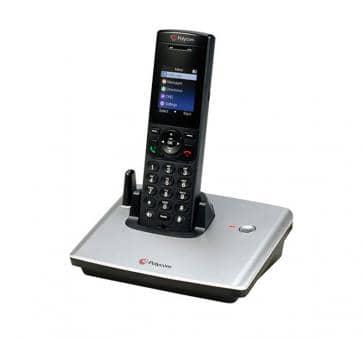 Polycom VVX D60 DECT SIP ohne Netzteil PoE 2200-17821-015