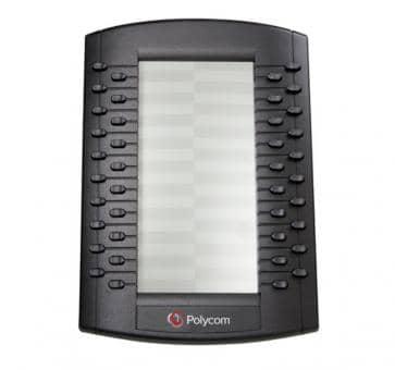 Polycom VVX Erweiterungsmodul schwarz 2200-46300-025