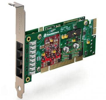 Sangoma A200BRM Basiskarte PCI