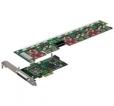 Sangoma A400BRMDE Basiskarte PCIe + HW EC