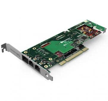 Sangoma B720001D 4 Ports BRI + 2 Ports FXO PCI + HW EC