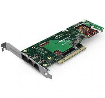 Sangoma B720100D 4 Ports BRI + 2 Ports FXS PCI + HW EC