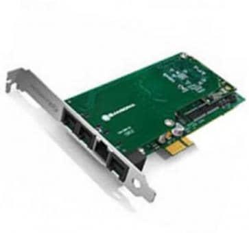 Sangoma B601DE 1 PRI + 4 FXO + 1 Port FXS PCIe + HW EC