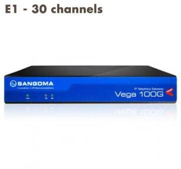 Sangoma Vega 100 Gateway E1 - 30 Kanäle