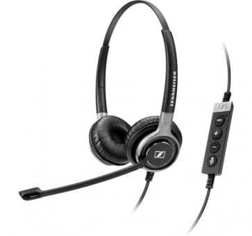 Sennheiser SC660 Beidseitiges Headset mit ActiveGard