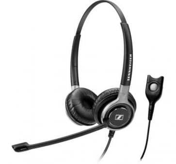 Sennheiser SC 662 binaural Headset mit ActiveGard