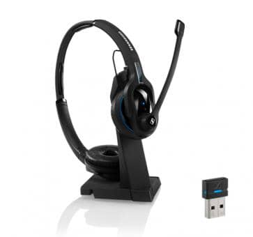 EPOS Sennheiser MB Pro 2 UC Duo Bluetooth Headset 1000567