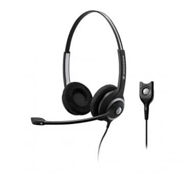Sennheiser SC 262 Headset Duo niedr. Imped. 504410