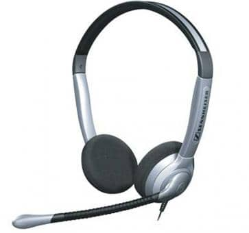 Sennheiser SH 350 Headset Duo 05356