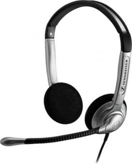 Sennheiser SH 350 IP Headset Duo 504014
