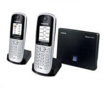 Siemens Gigaset S685IP + S68H extra Mobilteil