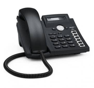 SNOM 300 V2 Einsteiger VoIP Telefon PoE (kein Netzteil)