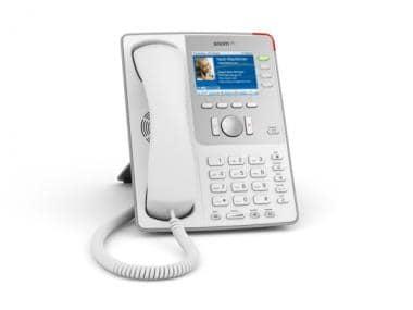 SNOM 820 IP Telefon mit Farbdisplay