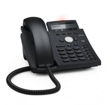 SNOM D315 Einsteiger VoIP Telefon PoE