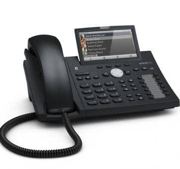 SNOM D375 VoIP-Telefon der neuen Generation (ohne Netzteil)