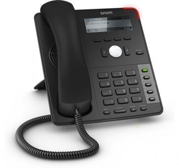 snom D710 IP phone - Essential functionality