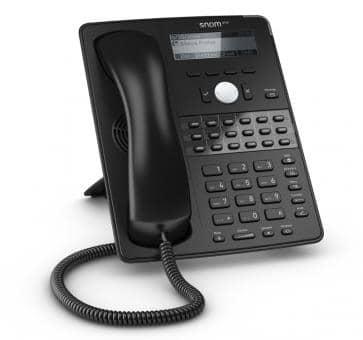 SNOM D725 IP Telefon (ohne Netzteil) *Teststellung*