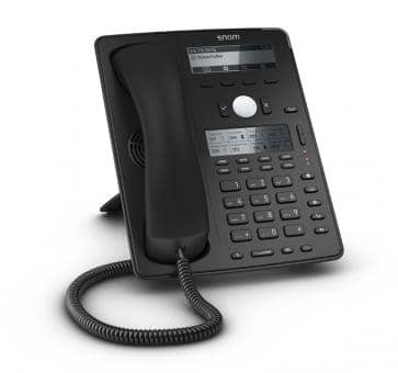 SNOM D745 Business VoIP Phone PoE
