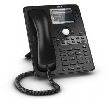 SNOM D765 IP Telefon
