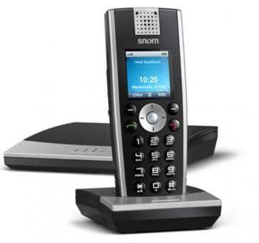 SNOM M9R VoIP DECT IP Telefon