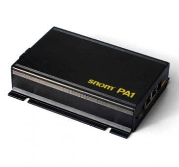 SNOM PA1 SIP Durchsagesystem