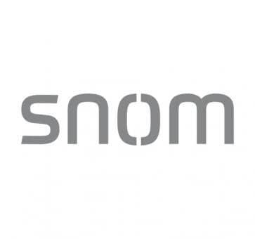 SNOM Hörerkabel schwarz 3xx