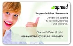 Spreed ChannelPro Executive
