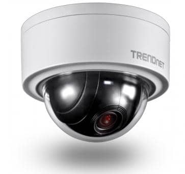 TRENDnet TV-IP420PI IP Kamera Outdoor 3MP HD PoE motorisiert Dome 2.8-12mm