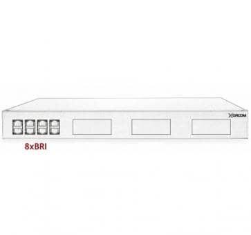 Xorcom Astribank - 8 BRI - XR0015 - 1U