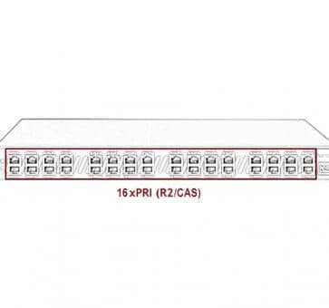 Xorcom Astribank - 16 PRI - XR0115 - 1U
