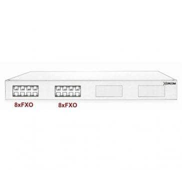 Xorcom IP PBX - 16 FXO - XR1-20