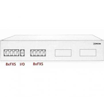 Xorcom IP PBX - 16 FXS - XR2003