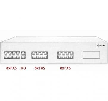Xorcom IP PBX - 24 FXS - XR2005