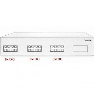 Xorcom IP PBX - 24 FXO - XR3021