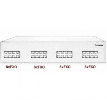 Xorcom IP PBX - 32 FXO - XR3022