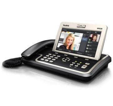 Yealink VP530 IP Video Telefon (ohne Netzteil)