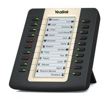 Yealink EXP20 LCD Erweiterungs Modul