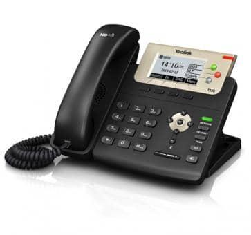 Yealink SIP-T23G Gigabit IP Telefon (ohne Netzteil)