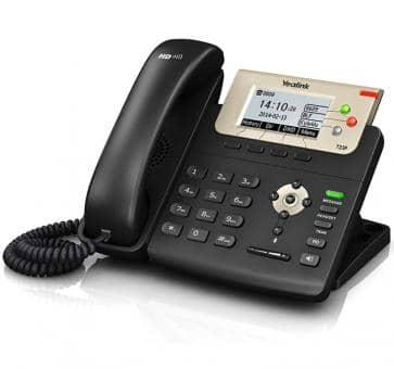 Yealink SIP-T23P IP Telefon (ohne Netzteil)