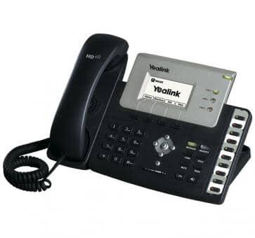 Yealink SIP-T26P IP Telefon (ohne Netzteil)