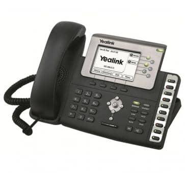 Yealink SIP-T28P IP Telefon (ohne Netzteil)