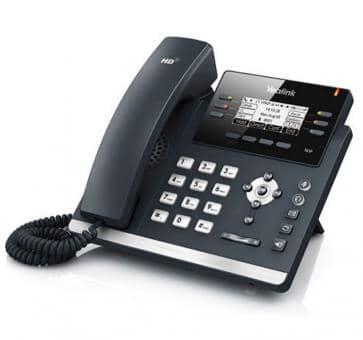 Yealink SIP-T41P IP Telefon Skype For Business (ohne Netzteil)