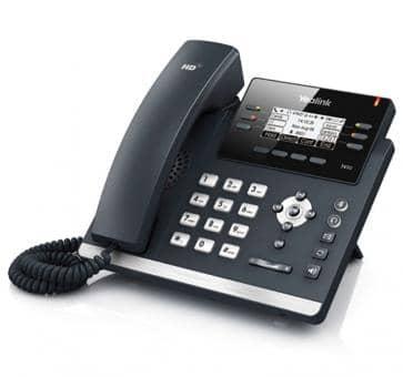 Yealink SIP-T42G IP Telefon (ohne Netzteil)