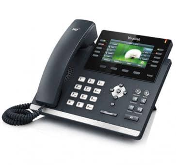 Yealink SIP-T46G IP Telefon (ohne Netzteil)