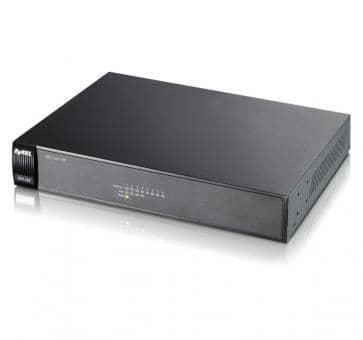 ZyXEL ES1100-8P 8-Port Fast Ethernet Unmanaged PoE Switch
