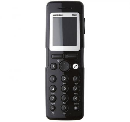 Spectralink 7520 DECT Mobilteil inkl. Akku